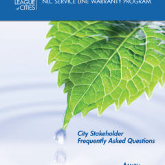 Information and FAQs about the Utility Service Line Warranty Program