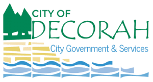 From the City of Decorah