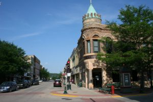 Decorah Commercial District
