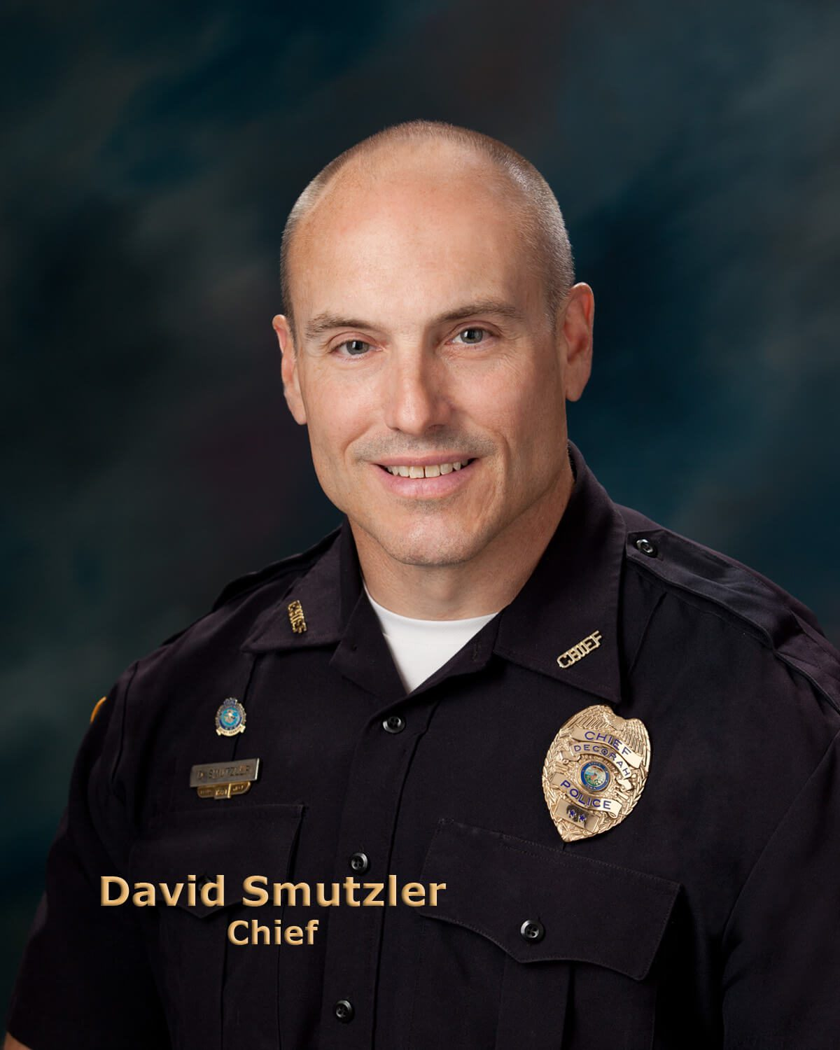 David Smutzler, Chief of Police