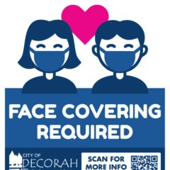 Decorah Face Covering Ordinance