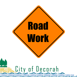 Road Work Logo