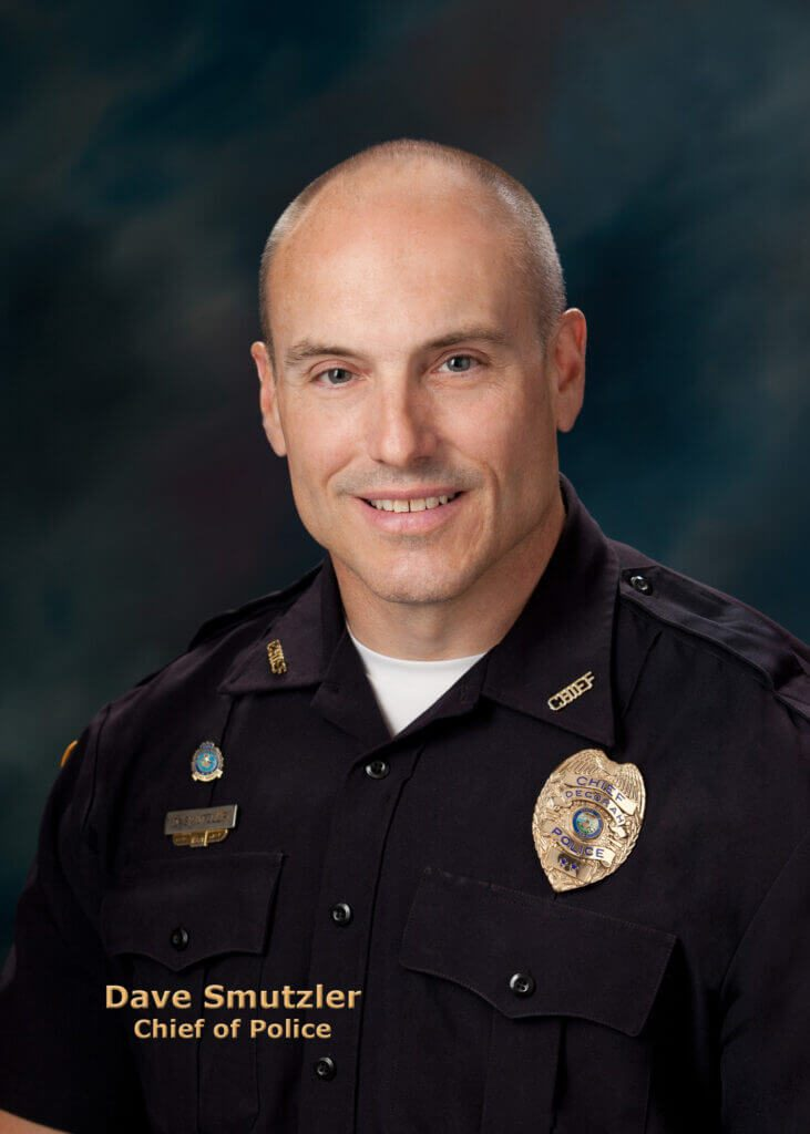 Dave Smutzler - Chief of Police